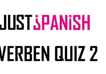 Die häufigsten Verben auf Spanisch – Teil 2